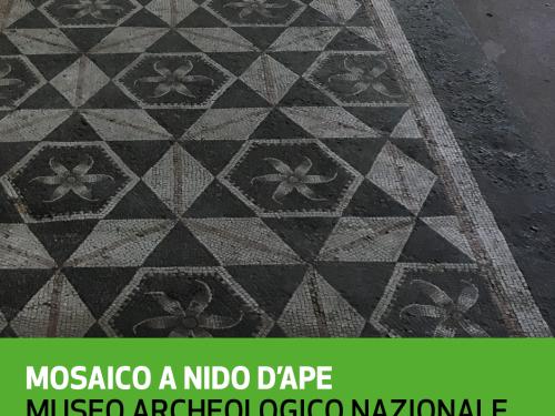 COOP ALLEANZA 3.0 RESTAURA IL MOSAICO A NIDO D'APE DEL MUSEO ARCHEOLOGICO NAZIONALE DI AQUILEIA UDINE