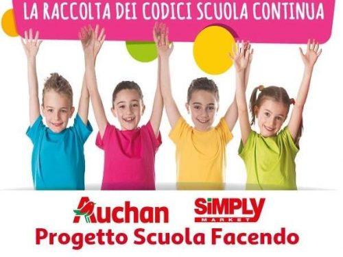 Auchan Retail Italia vince il premio Promotion Awards 2018