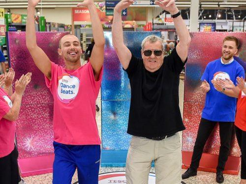 Tesco Dance Beats dona 2 milioni di sterline alla ricerca