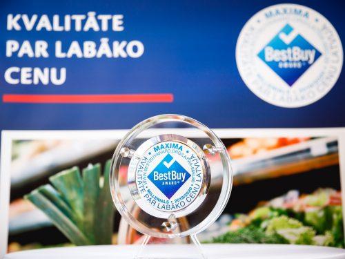 Assegnato a Maxima Latvija un premio internazionale per qualità-prezzo