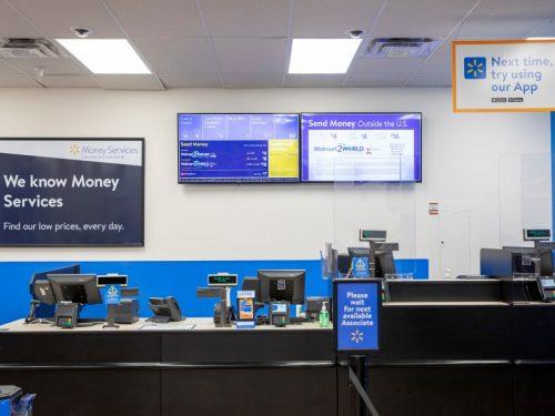 Walmart stipula accordo con Western Union per offrire un servizio di trasferimenti denaro