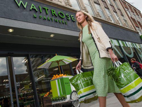 Waitrose e John Lewis insieme per continuare a sostenere le famiglie bisognose