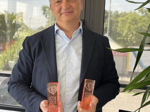 Conad Nord Ovest si aggiudica il premio CX Store Award in Sardegna e nel Lazio per il migliore rapporto qualità/prezzo