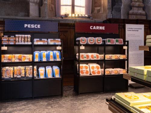 RE-FOOD MARKET: PER LA MILANO DESIGN WEEK ESSELUNGA RIPRODUCE IL SUPERMERCATO DELLA SOSTENIBILITÀ